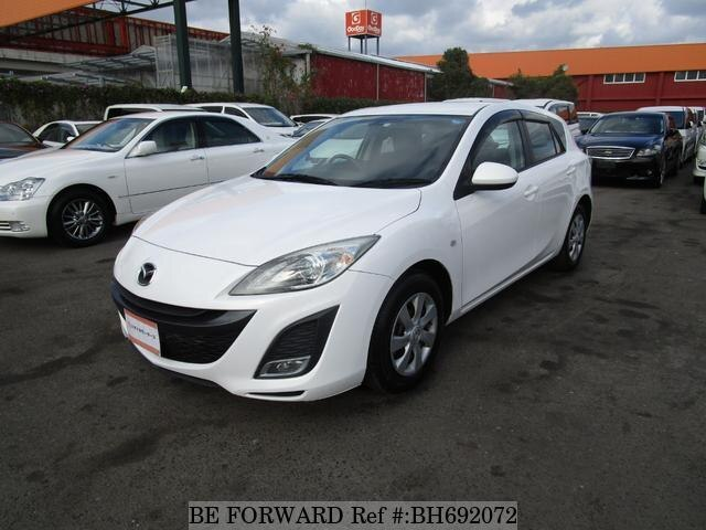 Used 2009 MAZDA AXELA SPORT BH692072 for Sale