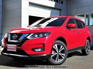 Used 2019 NISSAN X-TRAIL BH692661 for Sale