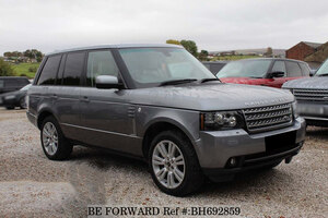 Used 2012 LAND ROVER RANGE ROVER BH692859 for Sale