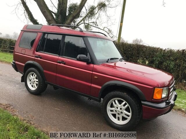 Used 2001 LAND ROVER DISCOVERY BH692898 for Sale