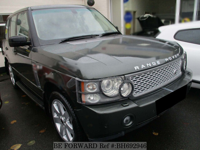 Used 2005 LAND ROVER RANGE ROVER BH692946 for Sale