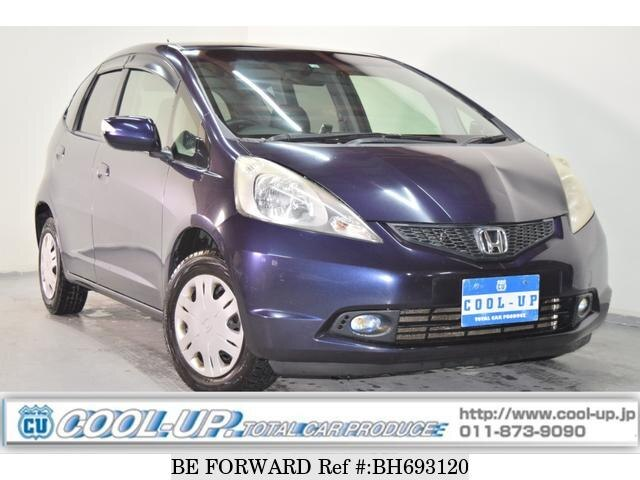 Used 2009 HONDA FIT BH693120 for Sale