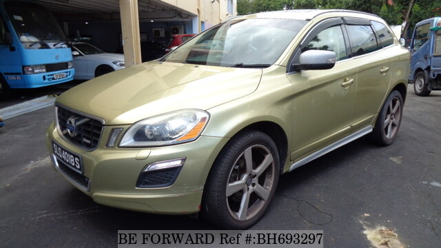 Used 2011 VOLVO XC60 BH693297 for Sale