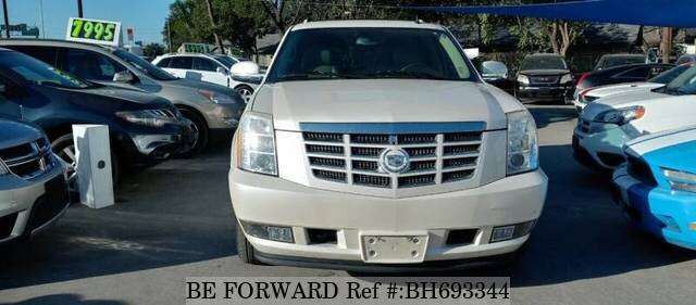 Used 2009 CADILLAC ESCALADE BH693344 for Sale