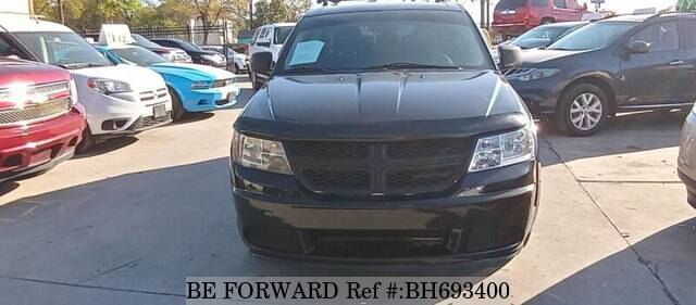 Used 2014 DODGE JOURNEY BH693400 for Sale