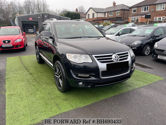 Used 2009 VOLKSWAGEN TOUAREG BH693433 for Sale