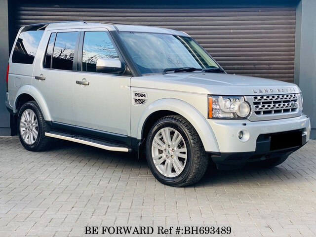 Used 2011 LAND ROVER DISCOVERY 4 BH693489 for Sale