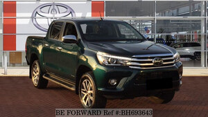 Used 2019 TOYOTA HILUX BH693643 for Sale