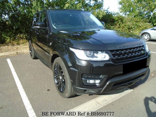 Used 2015 LAND ROVER RANGE ROVER SPORT BH693777 for Sale