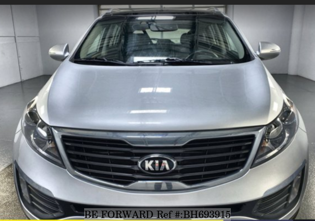 Used 2013 KIA SPORTAGE BH693915 for Sale