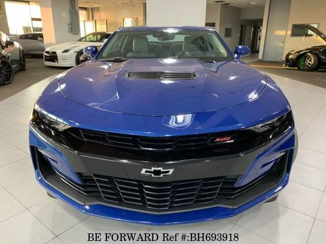 Used 2019 Chevrolet Camaro V6 Ss For Sale Bh693918 Be Forward