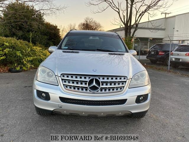 Used 2007 MERCEDES-BENZ M-CLASS BH693948 for Sale