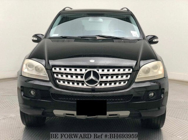 Used 2008 MERCEDES-BENZ M-CLASS BH693959 for Sale