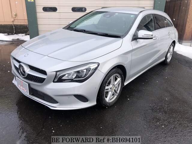 Used 2018 MERCEDES-BENZ MERCEDES-BENZ OTHERS BH694101 for Sale