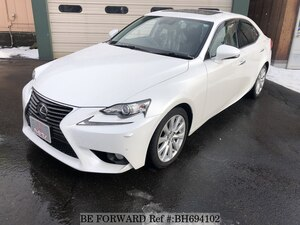 Used 2013 LEXUS IS BH694102 for Sale