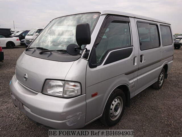 Used 2007 NISSAN VANETTE VAN BH694903 for Sale