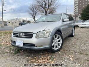 Used 2002 NISSAN STAGEA BH695179 for Sale