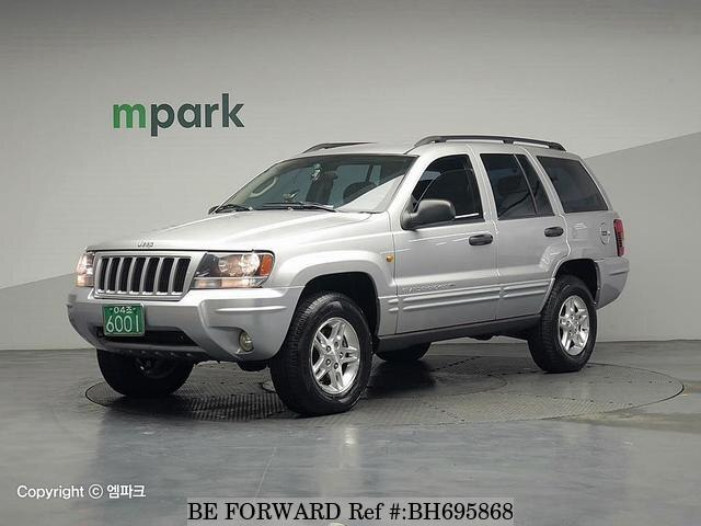 Used 2004 JEEP GRAND CHEROKEE BH695868 for Sale
