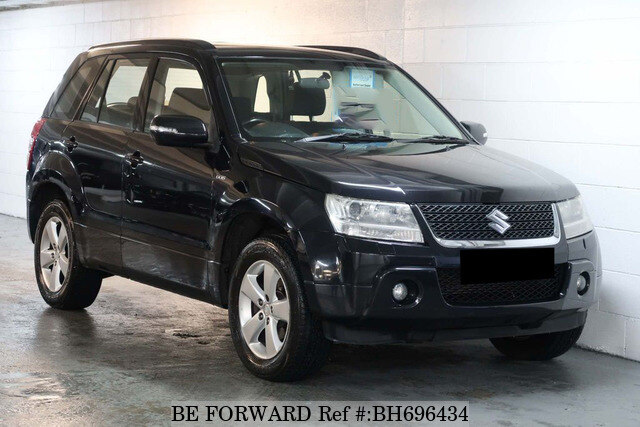 Used 2010 SUZUKI GRAND VITARA BH696434 for Sale