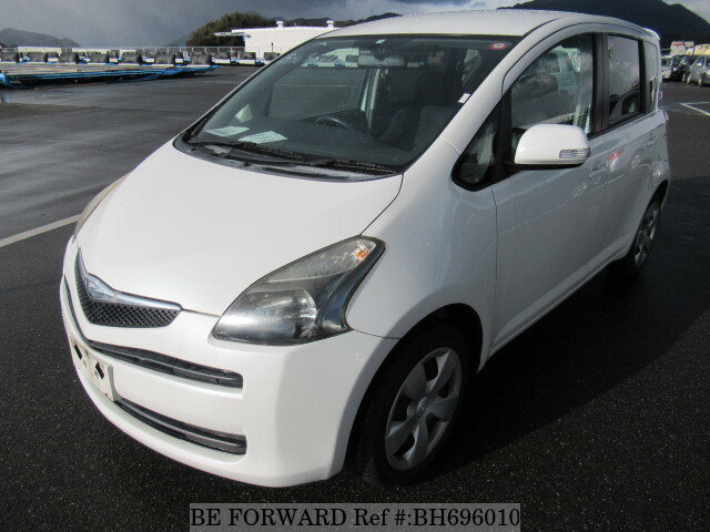 Used 2008 TOYOTA RACTIS BH696010 for Sale