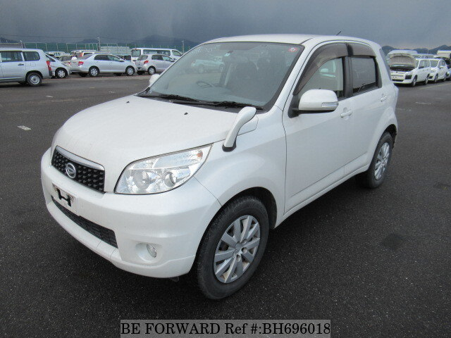 Used 2011 DAIHATSU BE-GO BH696018 for Sale