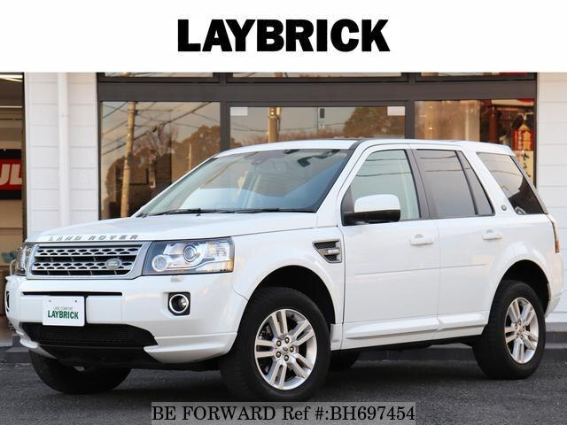Used 2014 LAND ROVER FREELANDER 2 BH697454 for Sale