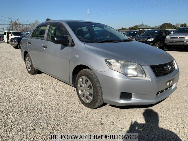 Used 2012 TOYOTA COROLLA AXIO BH697609 for Sale
