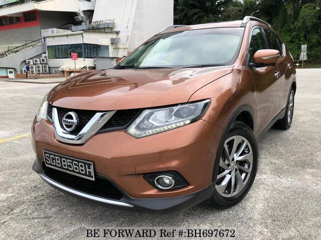 Used 2015 NISSAN X-TRAIL BH697672 for Sale