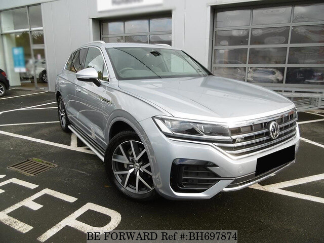Used 2019 VOLKSWAGEN TOUAREG BH697874 for Sale