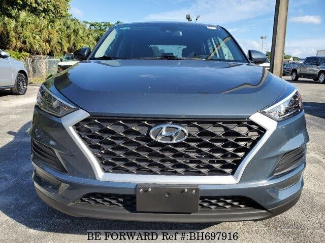 Used 2019 HYUNDAI TUCSON BH697916 for Sale