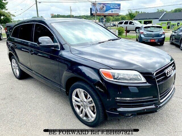 Used 2007 AUDI Q7 BH697921 for Sale
