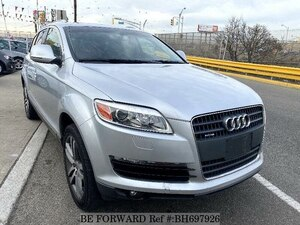 Used 2008 AUDI Q7 BH697926 for Sale