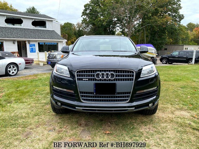 Used 2008 AUDI Q7 BH697929 for Sale