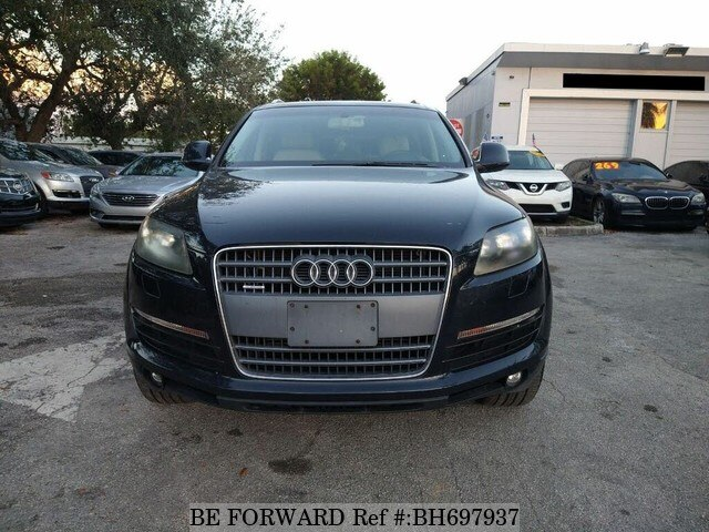 Used 2009 AUDI Q7 BH697937 for Sale