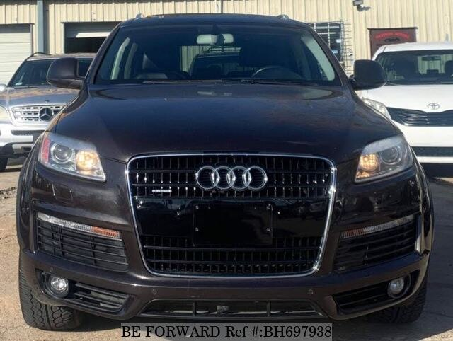Used 2009 AUDI Q7 BH697938 for Sale