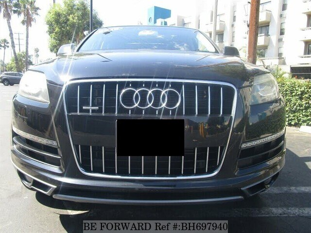 Used 2010 AUDI Q7 BH697940 for Sale