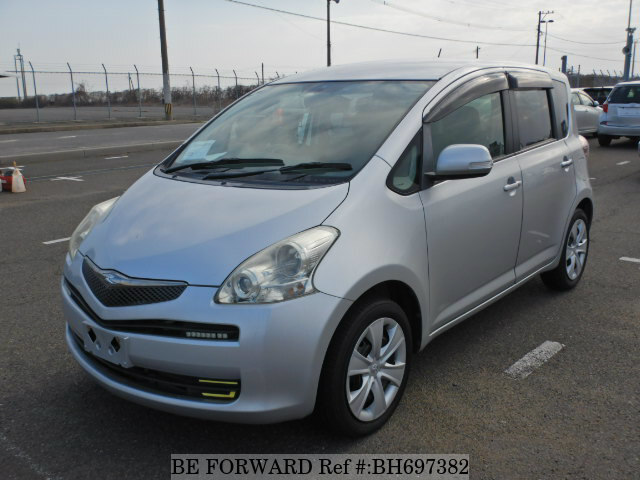 Used 2009 TOYOTA RACTIS BH697382 for Sale