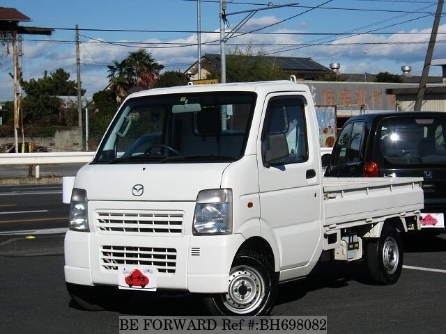 Used 2005 MAZDA SCRUM TRUCK BH698082 for Sale