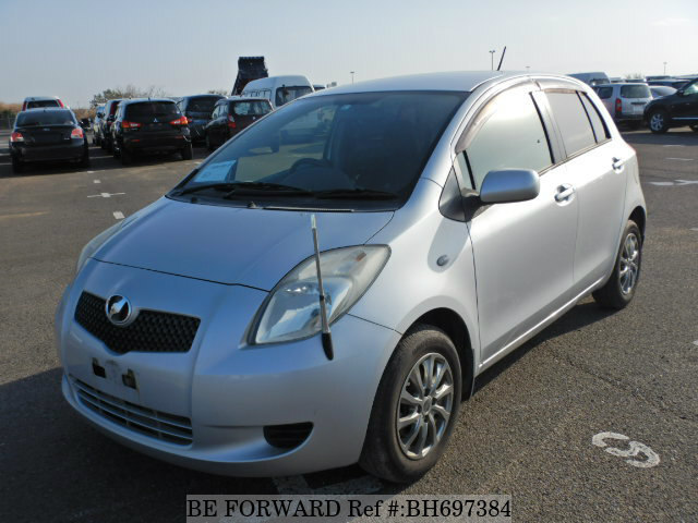 Used 2005 TOYOTA VITZ BH697384 for Sale