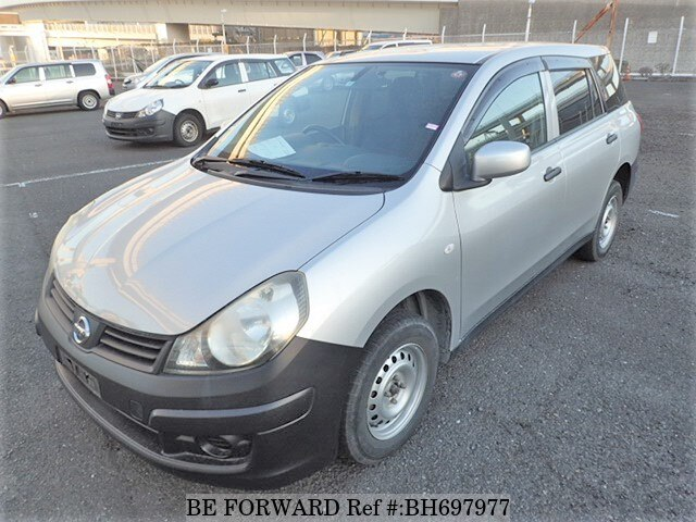 Used 2013 NISSAN AD VAN BH697977 for Sale