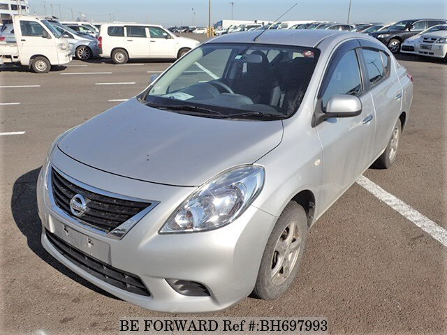 Used 2013 NISSAN LATIO BH697993 for Sale