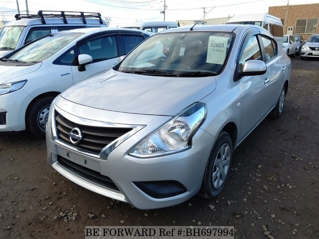Used 2015 NISSAN LATIO BH697994 for Sale