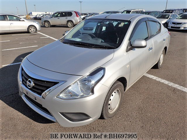 Used 2015 NISSAN LATIO BH697995 for Sale