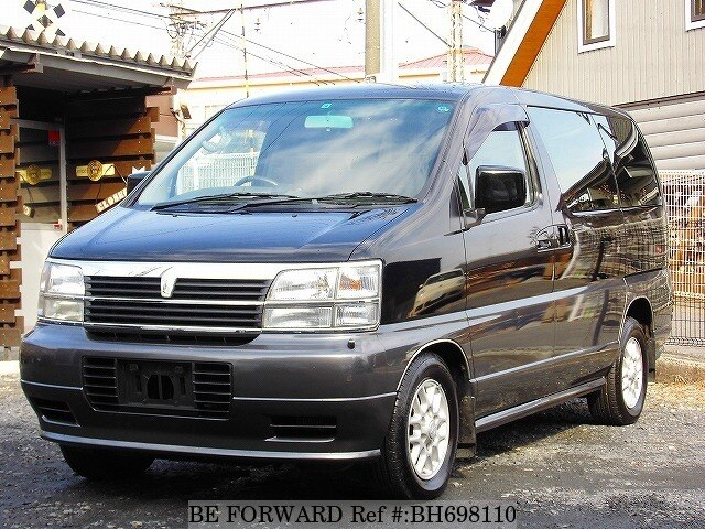 Used 2000 NISSAN ELGRAND BH698110 for Sale