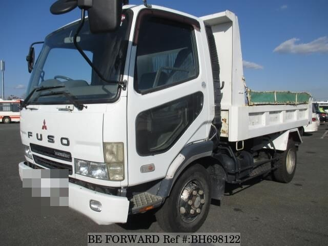 Used 2003 MITSUBISHI FIGHTER BH698122 for Sale