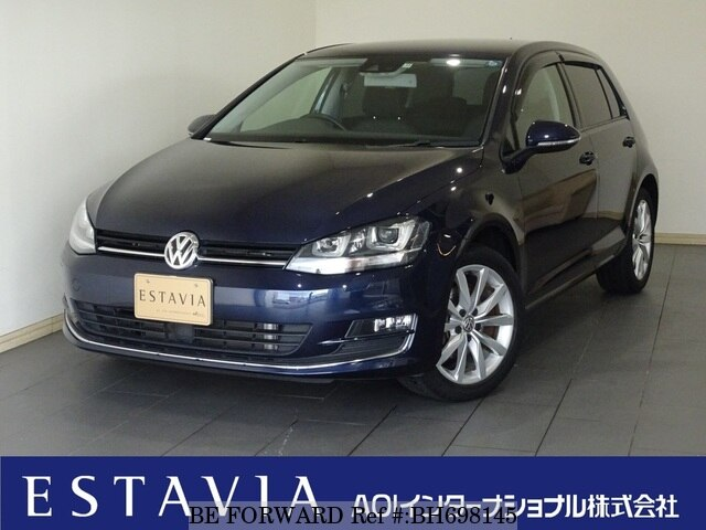Used 2013 VOLKSWAGEN GOLF BH698145 for Sale