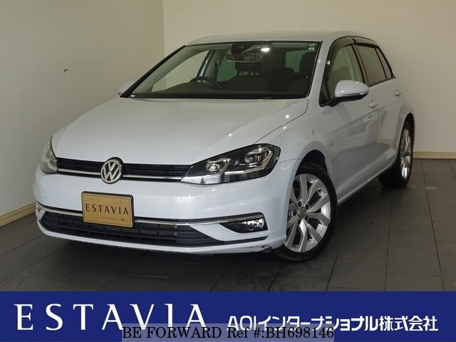 Used 2018 VOLKSWAGEN GOLF BH698146 for Sale