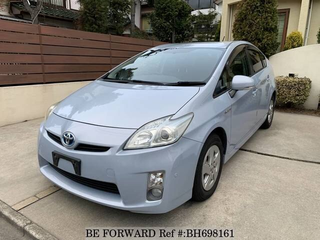 Used 2010 TOYOTA PRIUS BH698161 for Sale