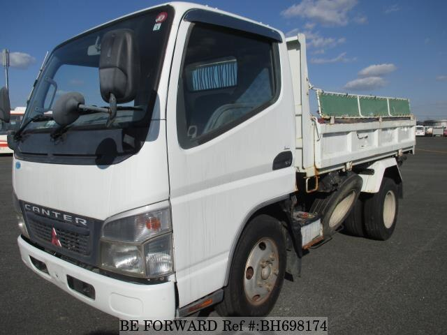 Used 2005 MITSUBISHI CANTER BH698174 for Sale