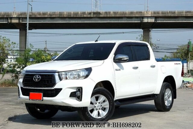 Used 2016 TOYOTA HILUX BH698202 for Sale